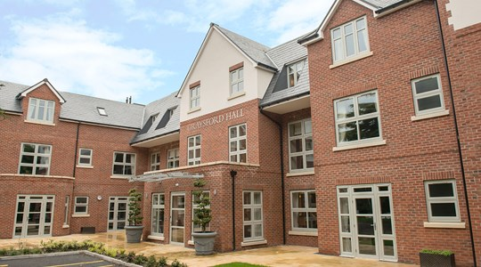 Graysford Hall opens its doors following CQC registration