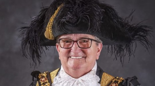 Open Day and Lunch with the Lord Mayor on Thursday 16 January at Graysford Hall