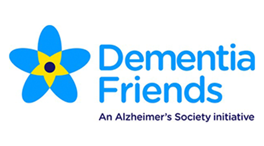 Dementia Friends Session at Claridge Place on 7 February 2020.
